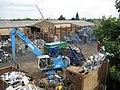 Edmonton, Scrap metal merchants - geograph.org.uk - 848657.jpg