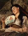 Edmund Blume – Halbfigürliches Porträt einer Liegenden.jpg