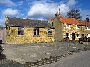 Old School and School House, Sutton-under-Whitestonecliffe