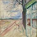 Edvard Munch - Am Strom, Warnemünde.jpg