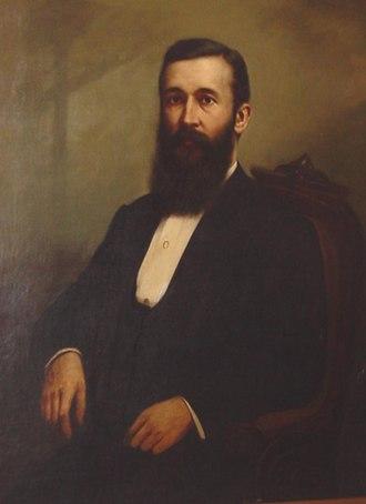 Edward Follansbee Noyes - Image: Edward Follansbee Noyes at statehouse