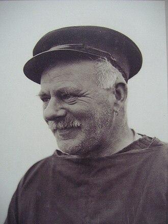 SS English Trader - Signalman Edward Allen