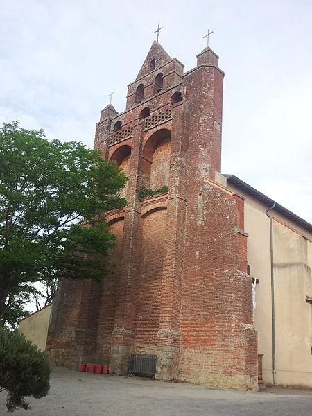 Eglise Saint Etienne de Caignac