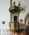 Eglise Sainte-Marie-Madeleine de Pibrac La chaire.jpg
