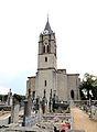Eglise de Rosiere Le clocher.jpg