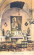 Église Sainte-Croix du Kef, Le Kef