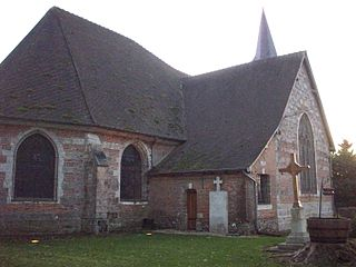 Le Tronquay, Eure Commune in Normandy, France