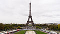Eiffel Tower 2, Paris 8 October 2011.jpg