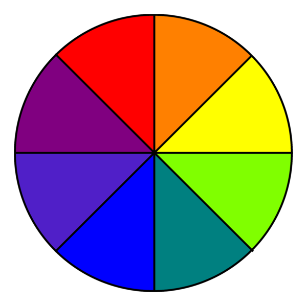 Ficheiro:Eight-colour-wheel-2D.png