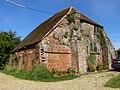 Eighteenth century sea salt boiling house, Creek Cottage, Woodside - geograph.org.uk - 504643.jpg