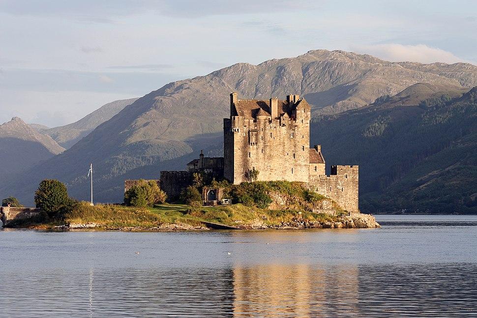 Eilean Donan castle - 95mm