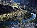 El río Diamante, Dique Agua del Toro, Mendoza, Argentina.jpg