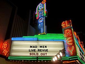 El Rey Theatre - Image: El rey theater