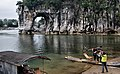 Elephant trunk hill.Guilin.China - panoramio.jpg