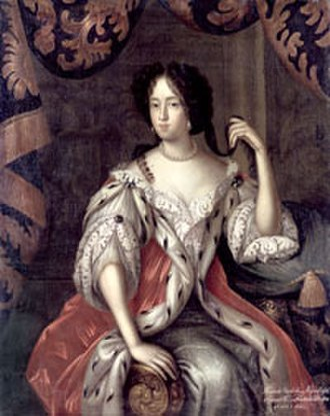 Elisabeth Henriette of Hesse-Kassel - Image: Elisabeth Henriette von Hessen Kassel