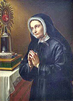 Elisabeth Canori Mora - Painting.