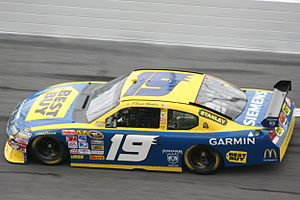 Richard Petty Motorsports - Elliott Sadler in 2008.