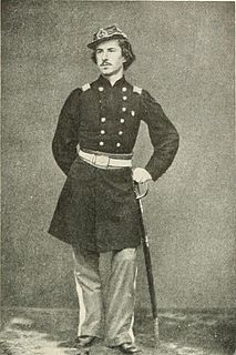 US Army officer (1837-1861)