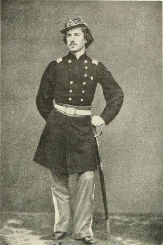 Elmer E. Ellsworth - Col. Elmer Ellsworth (1861)