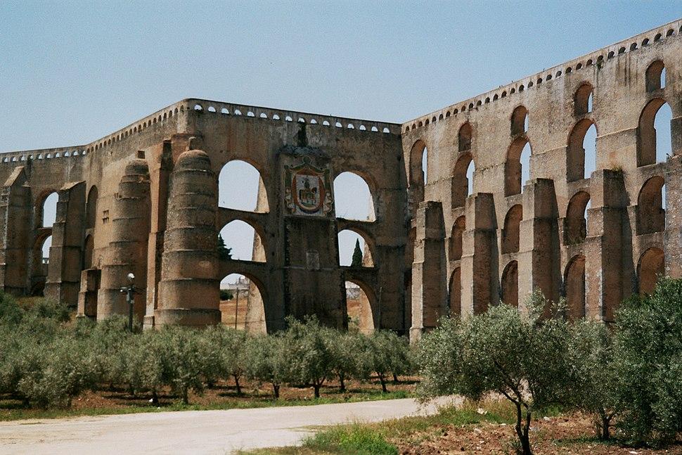 Elvas aqueduct