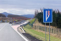 Emergency stopping lane on D8 near Petrovice, Czech Republic-6316.jpg