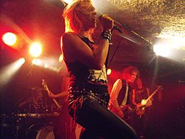 Enforcer live hole in the sky festival 27 august 2010.jpg