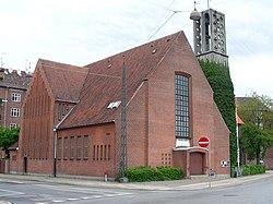 Enghave Kirke Copenhagen exterior1.jpg