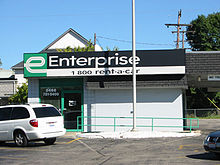Enterprise Car Rentak San Francisco Airport