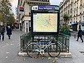 Entrée Station Métro Guy Môquet Paris 4.jpg