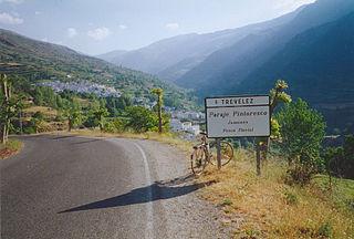 Trevélez Municipality in Andalusia, Spain