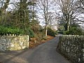 Entrance to Holcombe House - geograph.org.uk - 1115459.jpg
