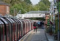 Epping tube station MMB 01 1992 Stock.jpg
