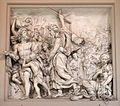 Ercole a. raggi e g. francesco rossi su dis. di alessandro algardi, storie del vecchio testamento in stucco, 1650 ca., mosè nel deserto.jpg