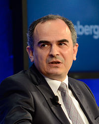 Erdem Basci - World Economic Forum on the Middle East, North Africa and Eurasia 2012 crop.jpg
