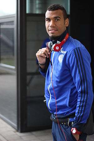 Eric Maxim Choupo-Moting - Choupo-Moting at Schalke 04 in 2015
