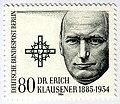 Erich Klausener - Deutsche Bundespost Berlin 1984.jpg