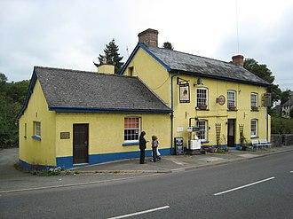 Erwood - Image: Erwood Inn 369