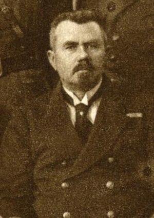 Johan Pitka - Johan Pitka in 1920.