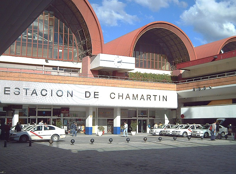 Estación de Chanmartín