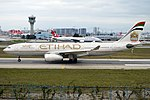 Etihad Airways, A6-EYG, Airbus A330-243 (31422776748).jpg