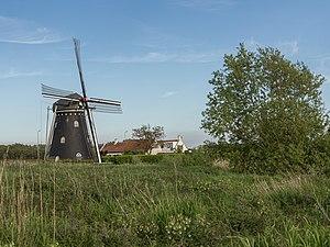 Etten-Leur - Image: Etten Leur, de Zwartenbergse molen RM15433 foto 3 2015 05 24 19.26