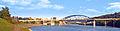 Eugene A. Carter Memorial Bridge, Charleston, WV, USA.jpg