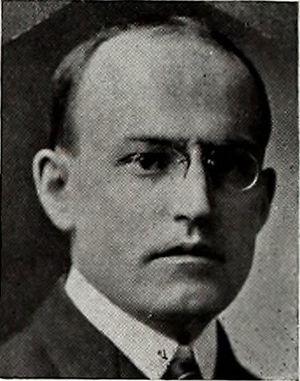 Eugene Allen Gilmore - Eugene Allen Gilmore
