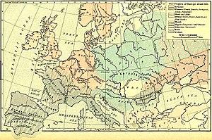 Istoria Europei Wikipedia