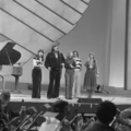 Eurovision Song Contest 1976 rehearsals - Finland - Fredi & Ystävät 3.png