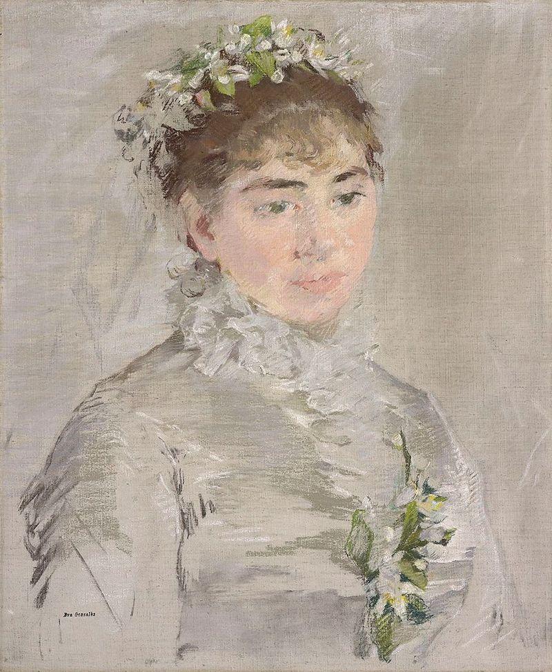 Eva Gonzalès - La Mariée.jpg
