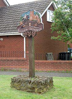 Everton, Bedfordshire village and civil parish in Bedfordshire, England