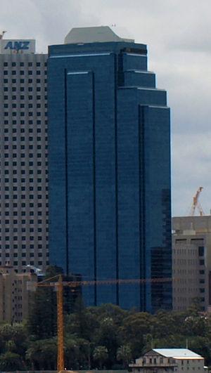 Exchange Plaza - Image: Exchange Plaza, Perth 2