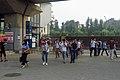 Exit B1 of Xi'erqi Station (20170904084036).jpg