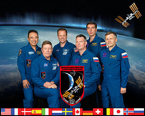 Expedition 28 - Image: Expedition 28 crew portrait